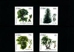 IRELAND/EIRE - 2006  IRISH TREES  SET   MINT NH - 1949-... Repubblica D'Irlanda