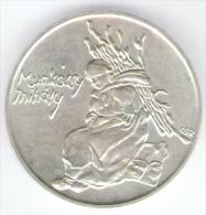 UNGHERIA 200 FORINT 1976 AG SILVER - Ungheria