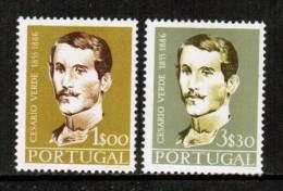 PORTUGAL    Scott  # 828-9*  VF MINT LH - 1910-... Republic