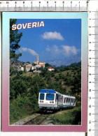 La  MICHELINE  -   SOVERIA  -  Souvenir De Corse - Chemins De Fer