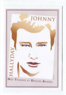 8287 - Johnny Hallyday - Entertainers