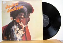 Jackie Jackson - LP 33tr : JACKIE JACKSON  (Pressage : GB - 1973) - Soul - R&B