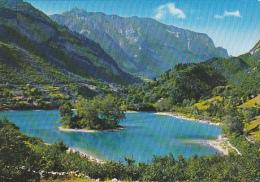 Italy Trentino Lago di Tenno