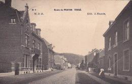 Trooz 18: Route de Prayon 1908