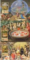 DDR Michel No. 3269 - 3273 Maximumkarte