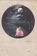 TH35  --  CARLO CHIOSTRI  Pinx.   --    1926 - Chiostri, Carlo