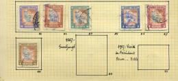 Bolivie 1945 Y&T PA 82-88 ° Sauf 85 - Bolivie