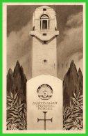 QUATRE C.P.A-VILLERS-BRETONNEUX .Mémorial Australien.(rectos Versos) - Villers Bretonneux