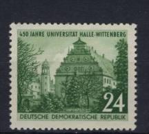 DDR Michel No. 318 X II ** postfrisch