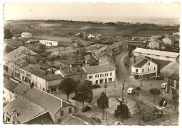 ALBAN Vue Aérienne Générale Nord (Lapie) Tarn (81) - Alban