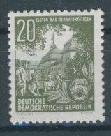 DDR Mi No. 413 X II ** postfrisch MNH