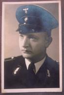 WW2 Original Photo - GERMAN ARMY SOLDATO WEHRMACHT Formato 13 X 9 Cm - Weltkrieg 1939-45