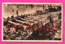 LO SFORZO PER IL MUNIZIONAMENTO - Fabrica Di Cannoni - Fabrique De Canons - A Gun Factory - Virgene - Vierge - Ausrüstung