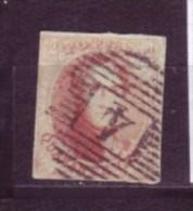 Belgien   Nr.  5  O    ( Y 8998   )  Siehe Scan  ! - 1849 Mostrine