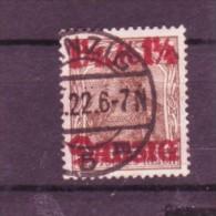 Danzig  Nr.  42 II     O    (y9091  )  Siehe Scan  ! - Danzig