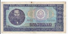 100 UNA SUTA LEI - Roumanie