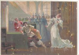 Maison Laverne/VERSAILLES/ Ruy Blas / Seine Et Oise/Vers 1875-1885    IM473 - Trade Cards