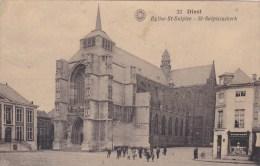 Diest -  Eglise St; Sulpice - Diest