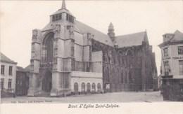 Diest -  Eglise St; Sulpice 2 - Diest