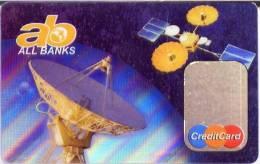 @+ Carte Demonstration CréditCard - Satellite - Cartes Bancaires Jetables