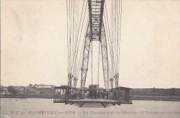 Rochefort Sur Mer 17 - Architecture Métallique - Pont Transbordeur - Rochefort