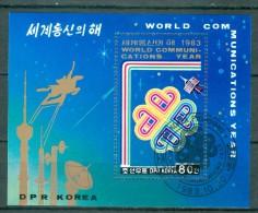 ZENTRALAFRIKA - Block Nr. 10 - 200 Jahre Unabhängigkeit Der Vereinigten Staaten Von Amerika Gestempelt - Korea (Nord-)
