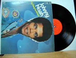 Johnny Nash - LP 33tr : MY MERRY GO ROUND  (Pressage : Hol - 1973) - Reggae