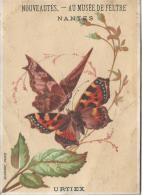 Musée De Feltre/Sechez & Lemut/NANTES/ Loire Inférieure/Imp.Bognard / Vers 1875-1885    IM476 - Trade Cards