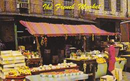The French Market New Orleans Louisiana - Markets