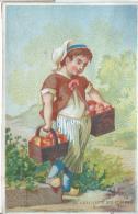 Café THOREL/Cébille/Centre De Réunion Des Commerces De Grains Farines Et Autres/DREUX/Eure & Loi/r 1875-1885    IM480 - Trade Cards