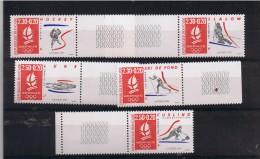 N° 2676 , 2677 , 2678 , 2679 , 2680 Alberville 92 NEUF** - Unused Stamps