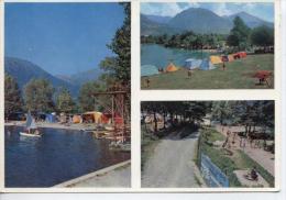 (IT453) PORLEZZA . CAMPING LIDO DARNA - Italia