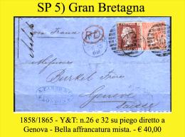 Gran Bretagna-SP005 - 1840-1901 (Regina Victoria)