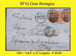 Gran Bretagna-SP006 - 1840-1901 (Regina Victoria)