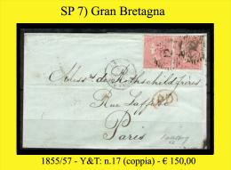 Gran Bretagna-SP007 - 1840-1901 (Regina Victoria)