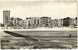 Blankenberge - Strand En Zeedijk - Plage Et Digue De Mer - Blankenberge