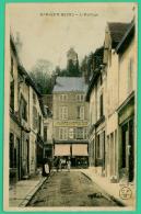 Bar Sur Seine - Aube -   L'Horloge - Economiques Troyens - Animé - Bar-sur-Seine