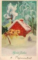 Christmas, Nöel, Weihnachten, Navidad, Natale - Finland - L - 068 - Used - Finlandia