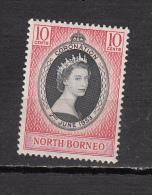 BORNEO DU NORD  *  YT N° 295 - Bornéo Du Nord (...-1963)