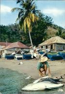 Antilles Radieuses  -  The Enchanting Caribbean  Retour De Pêche - Back From Fishing    A-3311 - Unclassified