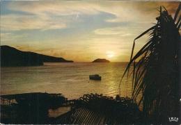 Antilles Radieuses  -  The Enchanting Caribbean  Tropical Sunset - Coucher De Soleil   A-3312 - Unclassified
