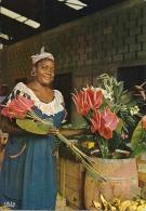Antilles Radieuses  -  The Enchanting Caribbean  Flower Woman - Marchande De Fleurs   A-3313 - Unclassified