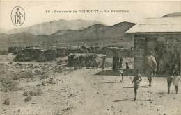 : BERO-13-092  : Somalie Djibouti Frontière - Somalie