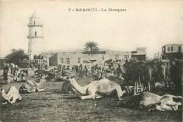 : BERO-13-094  : Somalie Djibouti Mosquée - Somalie