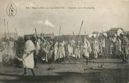 : BERO-13-096  : Somalie Djibouti Danse - Somalie