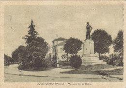C-1079- Collecchio ( Parma ) - Monumento Ai Caduti - F.g. - Vg. 1941 - Parma