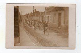 Dec13  62316  Photo Carte   Départ D'une Course Cyliste  à Situé - Cyclisme