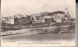 BEAUCAIRE: Vue D'ensemble Prise De Dessus Le Pont - Beaucaire