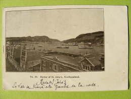 CPA St. John's (Terre-Neuve/Canada) - La Rade De St. John's - Harbor Of St. John's, Newfoundland - St. John's