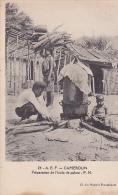 Cameroun  Préparation De L'huile De Palme - Camerún